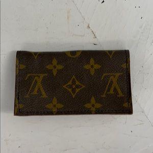 Louis Vuitton Card Holder Pouch